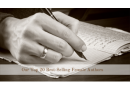 Our Top 20 Best-Selling Female Authors