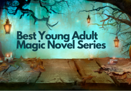 Best Young Adult Book Series About Magic